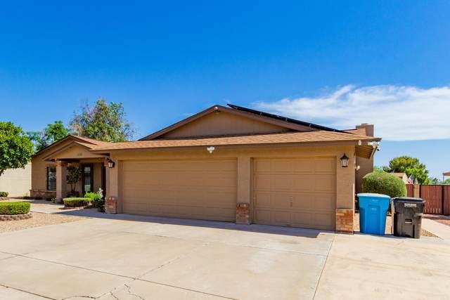 3331 W Kristal Way, Phoenix, AZ 85027 (MLS #6233012) :: The Riddle Group