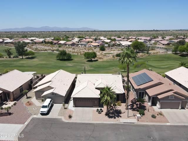 11557 W Mountain Lion Court, Surprise, AZ 85378 (MLS #6233023) :: Maison DeBlanc Real Estate
