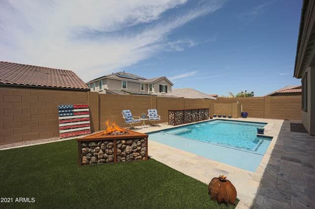 22436 N 96th Drive, Peoria, AZ 85383 (MLS #6233035) :: Yost Realty Group at RE/MAX Casa Grande