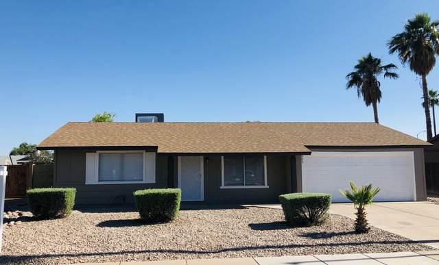 605 W Frito Avenue, Mesa, AZ 85210 (MLS #6233039) :: The Laughton Team