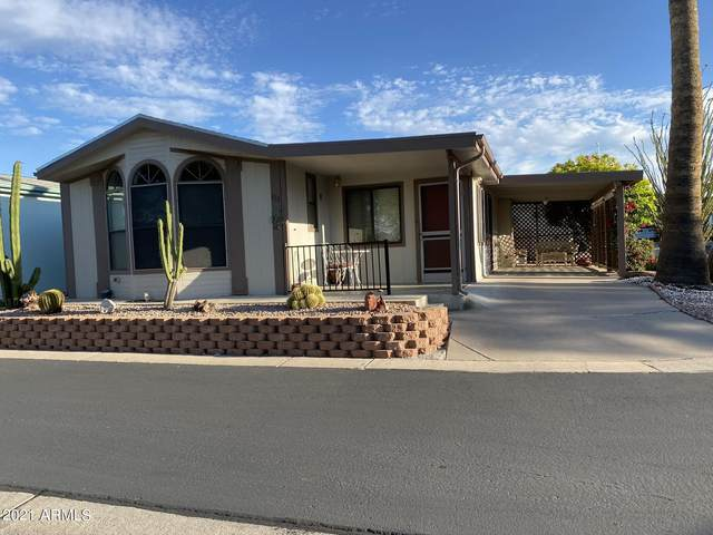 5735 E Mcdowell Road E #151, Mesa, AZ 85215 (MLS #6233041) :: My Home Group