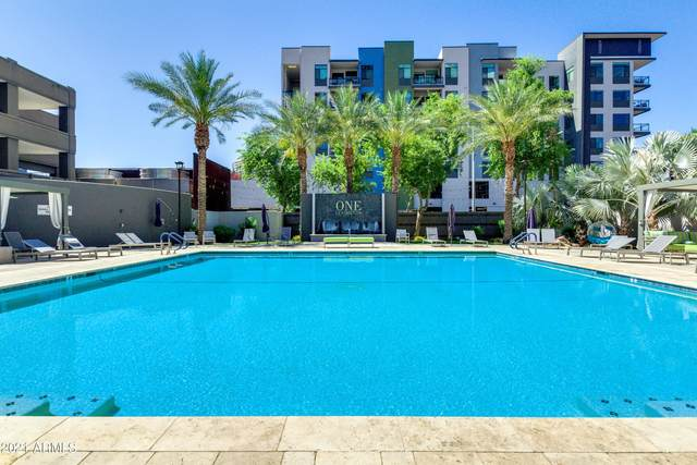 1 E Lexington Avenue #402, Phoenix, AZ 85012 (#6233044) :: Luxury Group - Realty Executives Arizona Properties