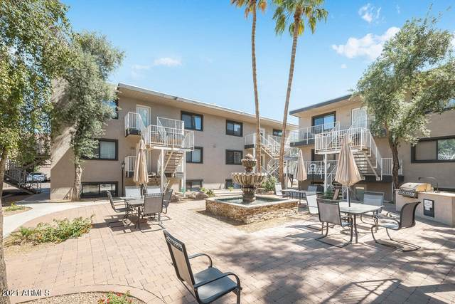 724 E Devonshire Avenue #203, Phoenix, AZ 85014 (MLS #6233064) :: My Home Group