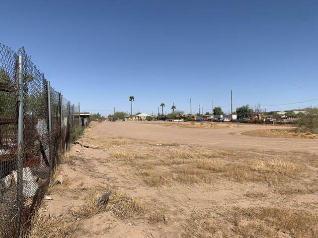 4028 S 12TH Street, Phoenix, AZ 85040 (MLS #6233084) :: Synergy Real Estate Partners