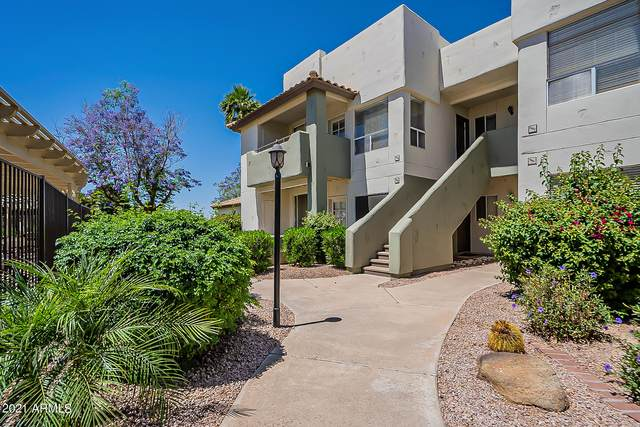 1825 W Ray Road #2038, Chandler, AZ 85224 (MLS #6233103) :: Howe Realty