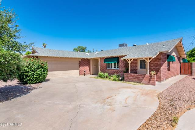 8408 E Crestwood Way, Scottsdale, AZ 85250 (MLS #6233106) :: The Copa Team | The Maricopa Real Estate Company
