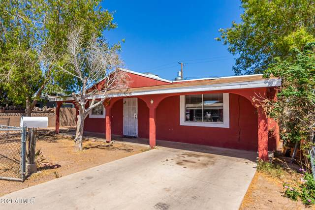 849 S Coleman, Mesa, AZ 85210 (MLS #6233107) :: John Hogen | Realty ONE Group