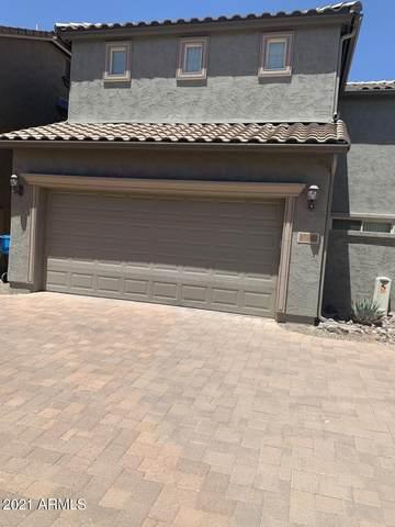 1955 W Desert Vista Trail W #82, Phoenix, AZ 85085 (MLS #6233112) :: My Home Group