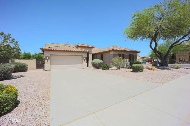 7360 W Tether Trail, Peoria, AZ 85383 (MLS #6233117) :: Executive Realty Advisors