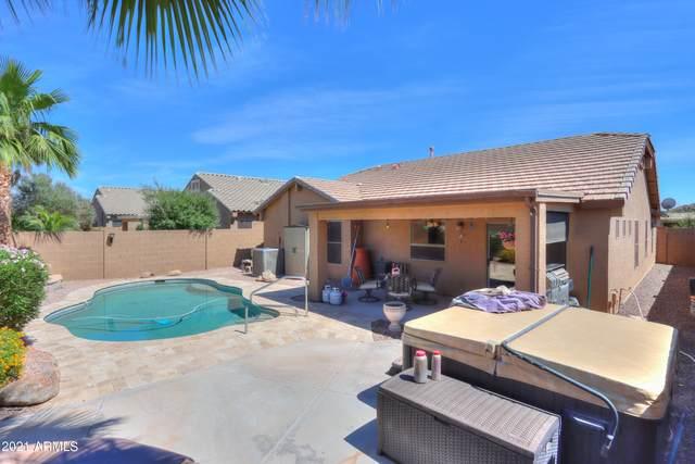 42660 W Oakland Drive, Maricopa, AZ 85138 (MLS #6233121) :: My Home Group