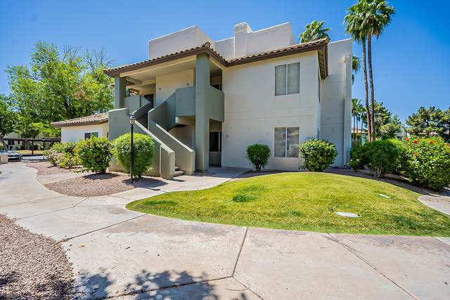 1825 W Ray Road #1093, Chandler, AZ 85224 (MLS #6233125) :: Howe Realty