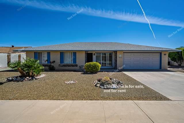 10501 W Gulf Hills Drive, Sun City, AZ 85351 (MLS #6233139) :: The Garcia Group