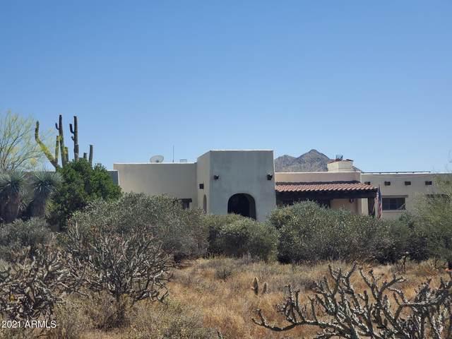 6639 E Ridgecrest Road, Cave Creek, AZ 85331 (MLS #6233154) :: Yost Realty Group at RE/MAX Casa Grande