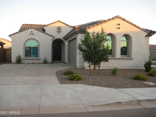 25963 W Deer Valley Road, Buckeye, AZ 85396 (MLS #6233160) :: Lucido Agency