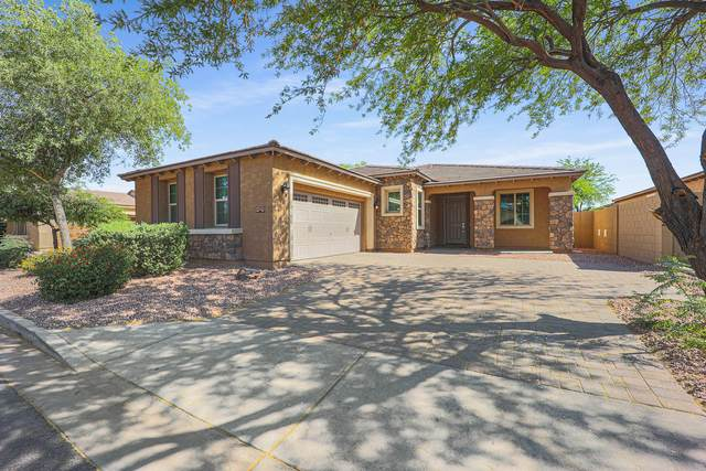 14377 W Desert Flower Drive, Goodyear, AZ 85395 (MLS #6233162) :: The Garcia Group