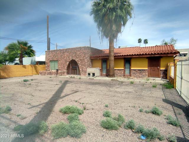 231 S Stapley Drive, Mesa, AZ 85204 (MLS #6233168) :: ASAP Realty