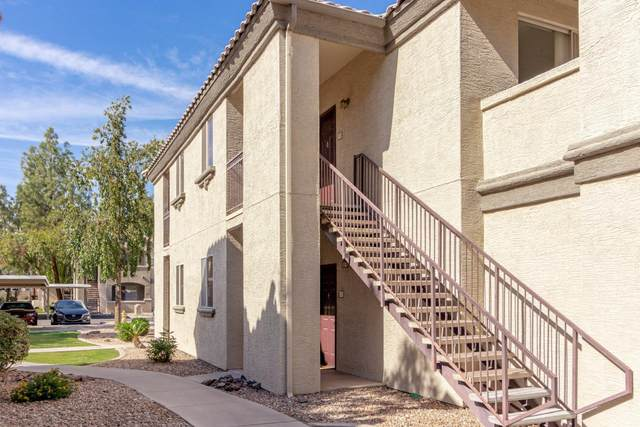 1100 N Priest Drive #2109, Chandler, AZ 85226 (MLS #6233175) :: Conway Real Estate