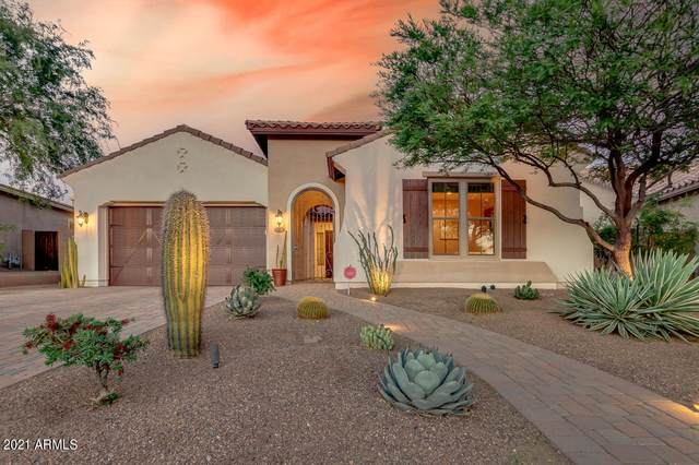 5327 E Milton Drive, Cave Creek, AZ 85331 (MLS #6233184) :: Keller Williams Realty Phoenix