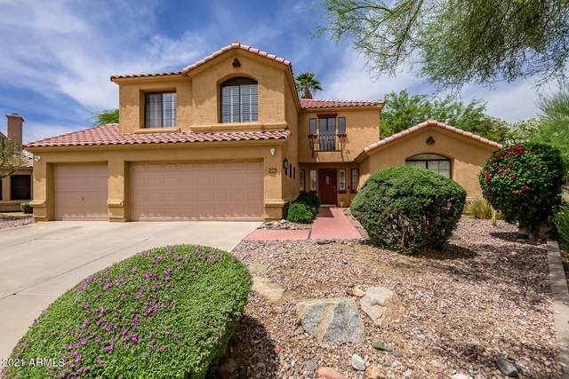 9002 E Caribbean Lane, Scottsdale, AZ 85260 (MLS #6233196) :: The Laughton Team