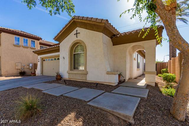 400 N Eucalyptus Place, Chandler, AZ 85225 (MLS #6233199) :: Conway Real Estate