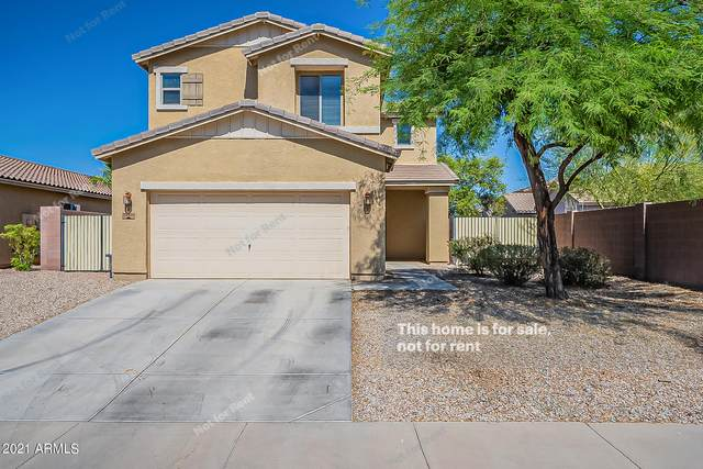 34501 N Mirandesa Drive, San Tan Valley, AZ 85143 (MLS #6233224) :: Arizona Home Group