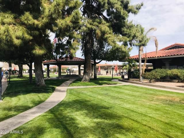 8700 E University Drive #2321, Mesa, AZ 85207 (MLS #6233230) :: The Copa Team | The Maricopa Real Estate Company