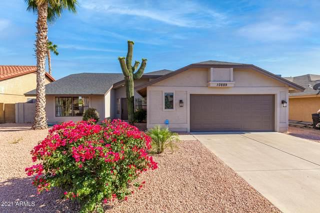 10889 E Kalil Drive, Scottsdale, AZ 85259 (MLS #6233238) :: Lucido Agency