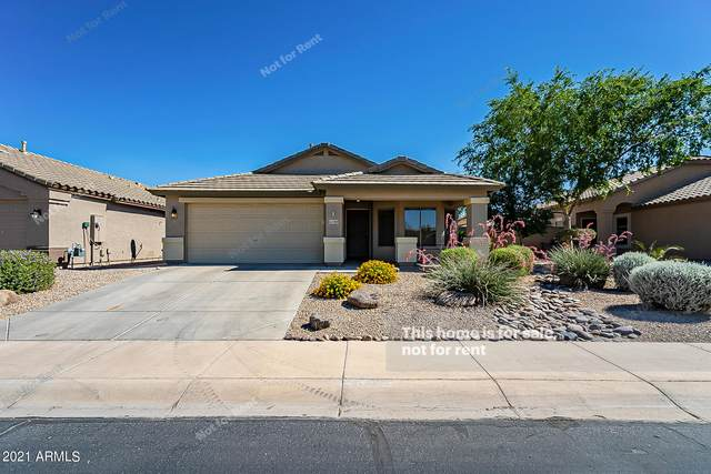43769 W Cahill Drive, Maricopa, AZ 85138 (MLS #6233240) :: The Laughton Team