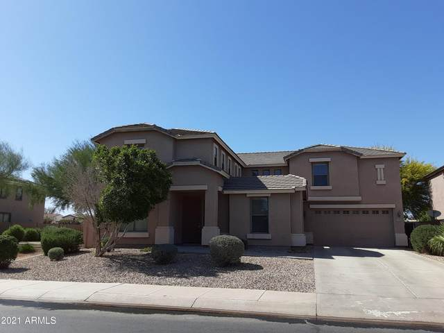 14196 W Woodbridge Avenue, Goodyear, AZ 85395 (MLS #6233266) :: The Garcia Group