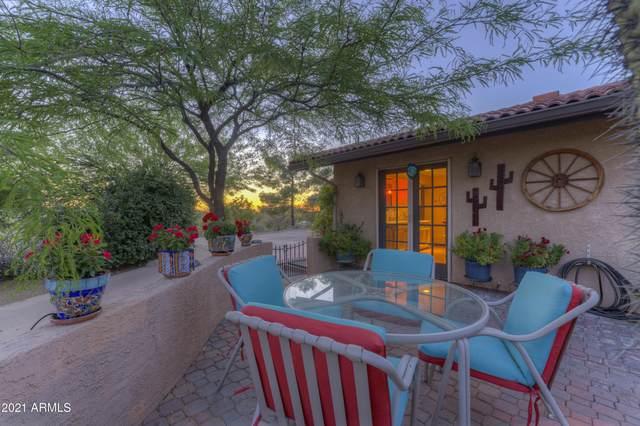 36230 N Stardust Lane, Carefree, AZ 85377 (MLS #6233267) :: The Ellens Team