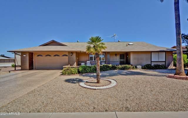 13414 W Ballad Drive, Sun City West, AZ 85375 (MLS #6233269) :: Yost Realty Group at RE/MAX Casa Grande