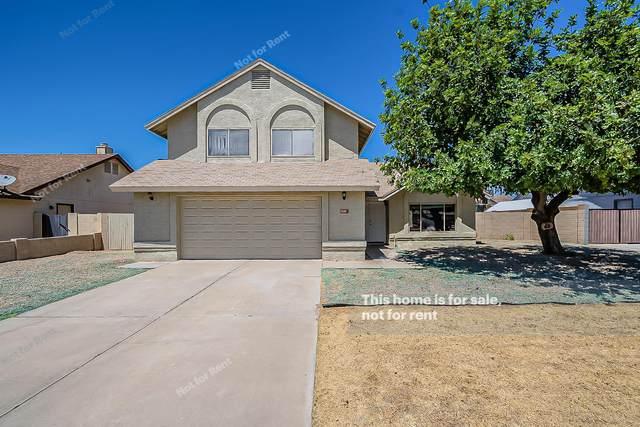 7520 W Cheryl Drive, Peoria, AZ 85345 (MLS #6233283) :: The Garcia Group