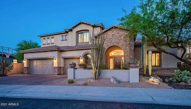 17831 N 97TH Way, Scottsdale, AZ 85255 (MLS #6233289) :: The Ellens Team