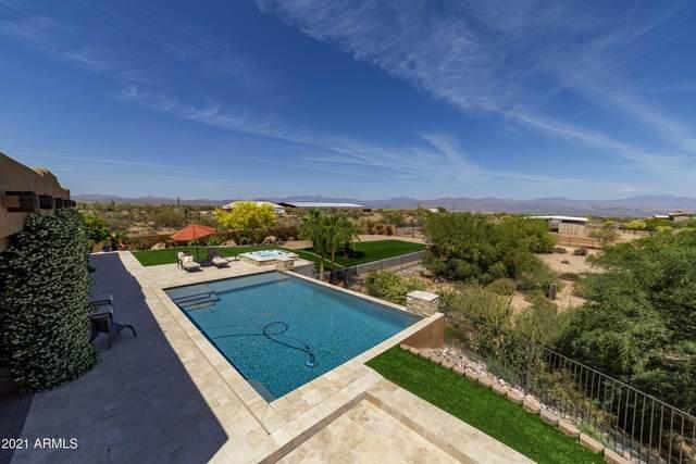 14331 E Quail Track Drive, Scottsdale, AZ 85262 (MLS #6233292) :: Yost Realty Group at RE/MAX Casa Grande