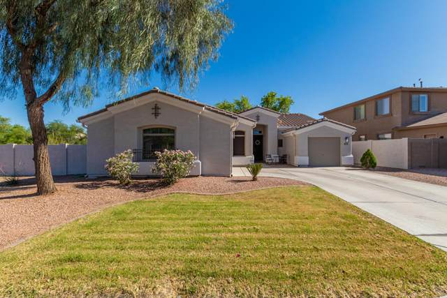 133 E Blue Lagoon Drive, Casa Grande, AZ 85122 (MLS #6233307) :: Yost Realty Group at RE/MAX Casa Grande