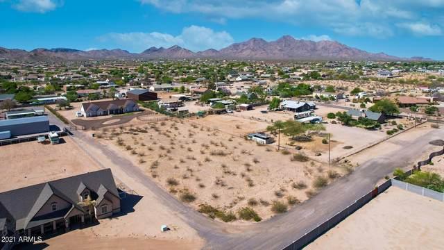 0 E Happy Road, Queen Creek, AZ 85142 (MLS #6233308) :: D & R Realty LLC