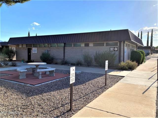 302 El Camino Real C, Sierra Vista, AZ 85635 (MLS #6233311) :: Arizona 1 Real Estate Team