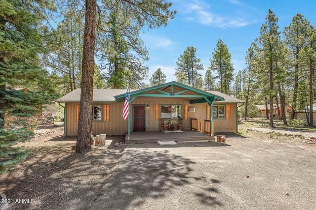 835 E Hillside Drive, Munds Park, AZ 86017 (MLS #6233338) :: Arizona Home Group