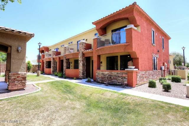 21655 N 36TH Avenue #117, Glendale, AZ 85308 (MLS #6233347) :: Conway Real Estate