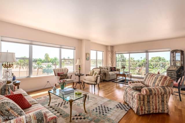 2201 N Central Avenue 5F, Phoenix, AZ 85004 (MLS #6233361) :: Conway Real Estate