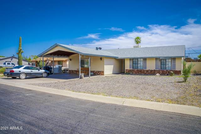 131 Gompers Circle, Morristown, AZ 85342 (MLS #6233378) :: Yost Realty Group at RE/MAX Casa Grande