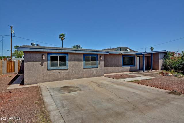 13145 N 21ST Avenue, Phoenix, AZ 85029 (MLS #6233379) :: The Luna Team