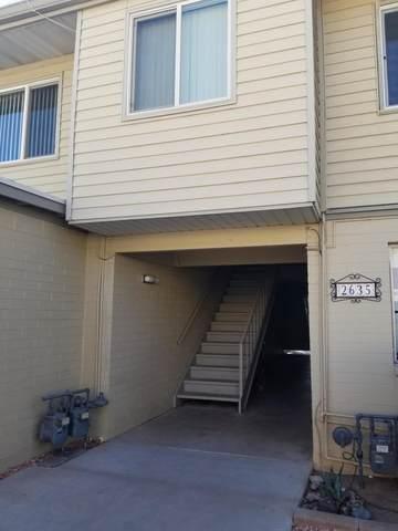 2635 W Rose Lane B-216, Phoenix, AZ 85017 (MLS #6233402) :: Conway Real Estate
