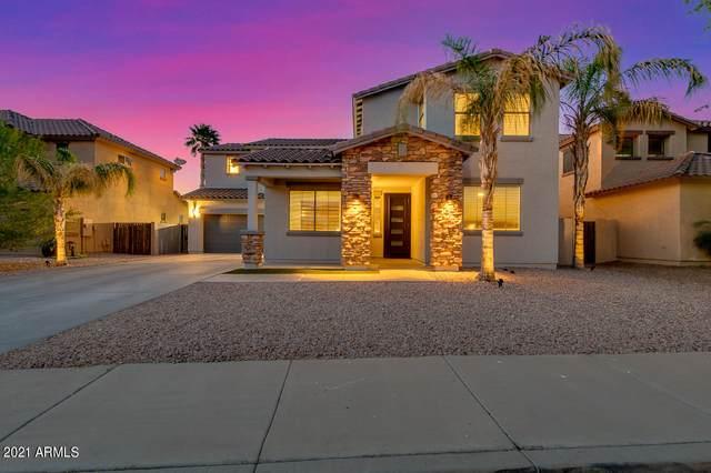 21412 E Bonanza Way, Queen Creek, AZ 85142 (MLS #6233403) :: D & R Realty LLC