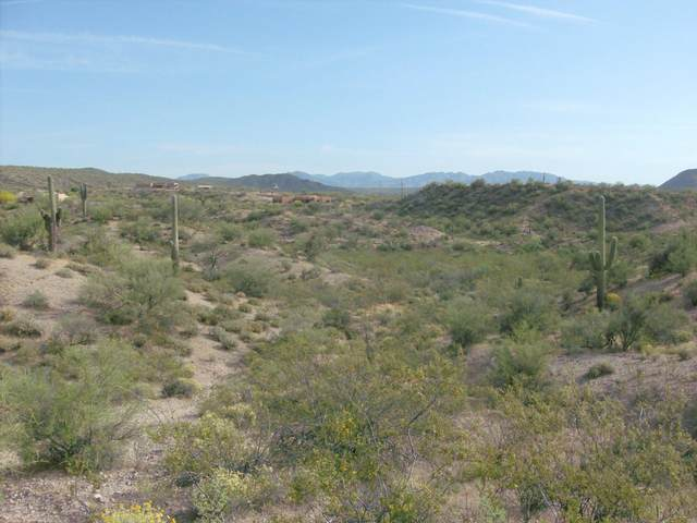 30XXE S Grantham Hills Trail, Wickenburg, AZ 85390 (MLS #6233404) :: Lucido Agency