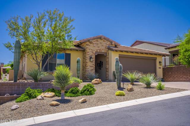3301 Rising Sun Ridge, Wickenburg, AZ 85390 (MLS #6233413) :: Lucido Agency