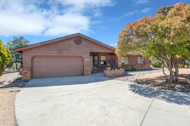 715 Meadowlark Lane, Prescott, AZ 86301 (MLS #6233417) :: Lucido Agency