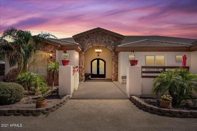 17421 W Maryland Avenue, Waddell, AZ 85355 (MLS #6233436) :: Yost Realty Group at RE/MAX Casa Grande