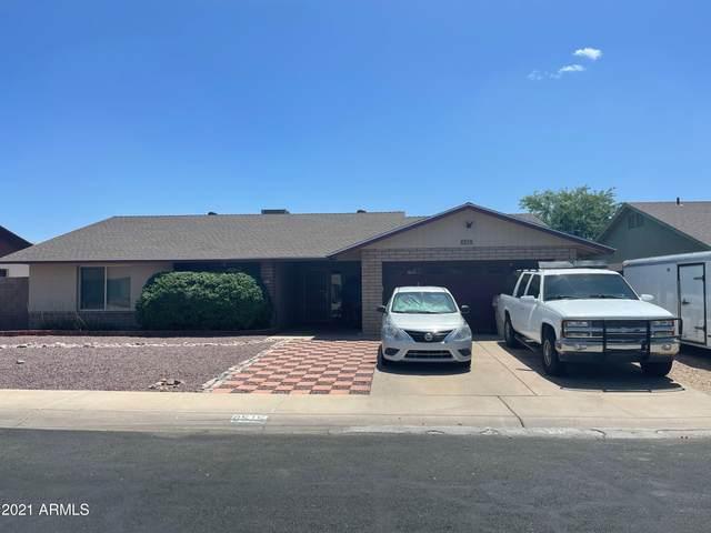 6515 W Sunnyside Drive, Glendale, AZ 85304 (MLS #6233439) :: Yost Realty Group at RE/MAX Casa Grande
