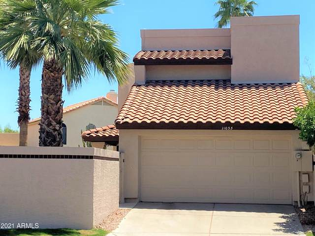 11033 N 109TH Way, Scottsdale, AZ 85259 (MLS #6233450) :: The Garcia Group
